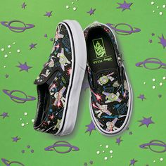 The Disney x Vans 'Toy Story' Footwear Collection Has A Release Date