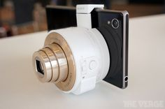 Sony QX10 Smart Lens