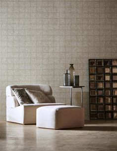Anthology 04 Wallcovering Collection by Harlequin. #harlequin #interiordesign #wallcovering #anthology #malcolmfabrics