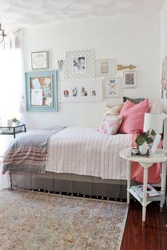 My Daughter's Room: Pre-Teen Bedroom Refresh Reveal