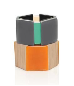 Marni bracelets for H&M