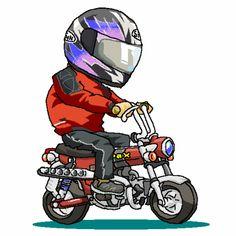 Honda Bikes, Honda Motorcycles, Car Illustration, Illustrations, Transport Images, Bike Sketch, Bike Tattoos, Car Vector, Black Art Pictures