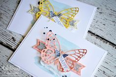 Beautiful Butterflies by girl3boys0 - Cards and Paper Crafts at Splitcoaststampers