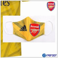 Arsenal Jaune Masque FFP2 Anti Poussière Reutilisable Arsenal Club, Cheap Football Shirts, France 2, Passion, Filter, Hs Sports, Arsenal Football, Soccer Players, Soccer Jerseys