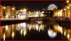 #Winter #Cork looking down the River #Lee. Taken from tweet by @SavilleMens
