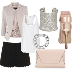 """""""Pink Chic"""" by luxelindslu on Polyvore"""