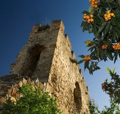 Old city walls, Marbella
