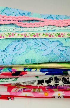 Barbie Cute Fabric and Trim Pack