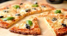 Gluténmentes pizza recept   APRÓSÉF.HU - receptek képekkel