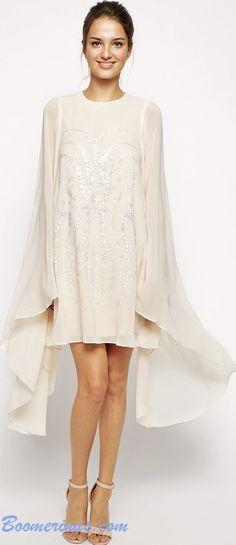 Hippie Wedding Dress or Boho Wedding Dress? You tell me. Or... you can read my article...