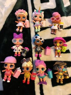 LOL Surprise Dolls Confetti Collection Wave 2