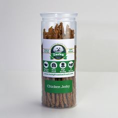 Natural Chicken Jerky Straws Dog Treats by Lucky Premium Treats >>> Check out the image by visiting the link. (This is an affiliate link) #DogTreats