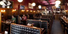 Bodeans diners - in Soho, Fulham, Clapham and Tower Hill. Seriously good BBQ. hg2magazine.com