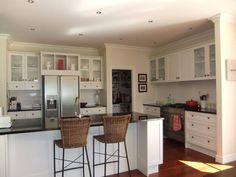 Louise's ideal kitchen