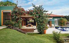Casa de Campo. Arquitetura Fazenda                                                                                                                                                                                 Mais