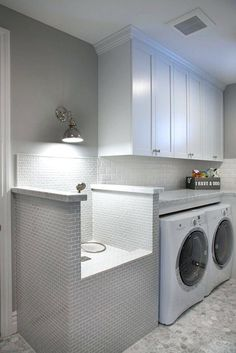 Pet Washing Station In The Laundry Room Laundry Design Ideas Laundry Room Ideas Small Budget Small Laundry Room Ideas Nz