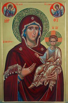 Παναγία Οδηγήτρια / Theotokos Hodegetria