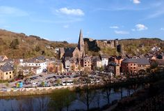 La Roche en Ardennes...a lovely village we came across while driving through the Ardennes Forest
