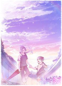 Sasuke & Itachi Uchiha Brothers #Naruto