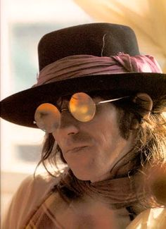 Keith Richards...the man with Kaleidoscope Eyes.