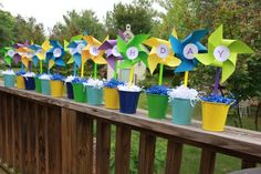 cute birthday party decoration