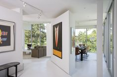 The Residence - Hufft Projects  nice and white