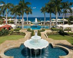 Four Seasons Maui at Wailea Resort in Hawaii