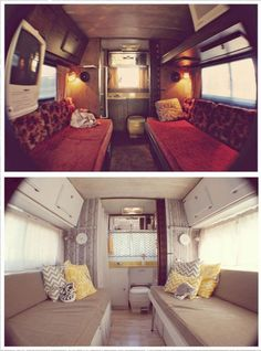 Sublime 25 Best RV Camper Interior Remodel Ideas (Before And After Picture) https://freshouz.com/25-best-rv-camper-interior-remodel-ideas-picture/ #home #decor #Farmhouse #Rustic