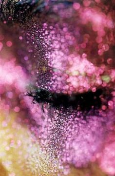 """In the last decade Marilyn Minter has produced original interpretations of """"glamour gone awry"""", an erotic obsession with glittery, mascara-laden lashes and muddy stilettos."""