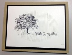 stampin up cards | Stampin' Up! Lovely As A Tree by bethany
