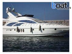 Azimut 62 Fly für 350.000 EUR zu verkaufen bei boat.ag.