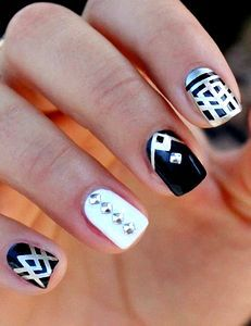 Repinned: Click for all the amazing nail art ideas!