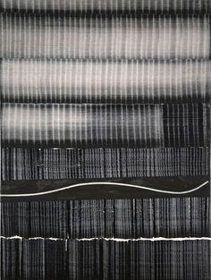 Juan Uslé, Avobe Baikal 2017 Galerie Lelong & Co.