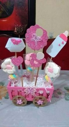 Baby Shower Ideas For Boys Themes Babyshower Pink Ideas For 2019 - Basteln - Boy Baby Shower Themes, Baby Shower Cupcakes, Baby Shower Favors, Baby Shower Gifts, Moldes Para Baby Shower, Mesas Para Baby Shower, Shower Bebe, Baby Boy Shower, Invitation Baby Shower