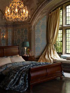 Sophisticated look~~cozy comfort too