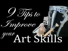 Tips to Improve Your Art Skills