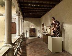 Fajardo, Spanish Art, Castle, Patio, Gallery, Antique Photos, Castles, Roof Rack, Terrace