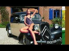 YouTube My Dream Car, Dream Cars, Vintage Cars, Antique Cars, Car Places, Traction Avant, Citroen Traction, Citroen Car, Top Cars