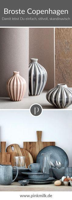 Wischtücher-Set Shane, schwarz/grau/beige, 3-tlg Pinterest