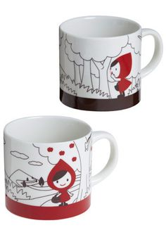i love decole products, in particular their otogicco (little red) line. red riding hood = cute = <3