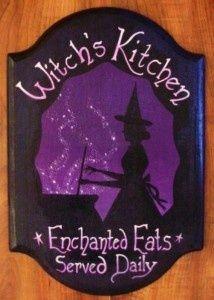 WITCHCRAFT Witches Kitchen