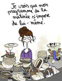 C'est souvent ça La Journée de la Femme ! / By Pénélope Jolicoeur.