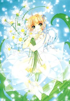 Kinomoto Sakura | Card Captor Sakura by CLAMP #manga