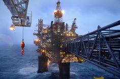 Statoil hat Bilfinger Industrier Norge mit Gerüstbau-, Isolierungs- und Korrosionsschutzarbeiten an einer Offshore-Plattform im Gasfeld Sleipner in der Nordsee beauftragt