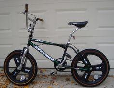 1996 Dyno Air. Green Splash. I loved this bike. Favorite one I've ever had.