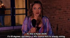12 Times Karen Smith Was the Best Part of 'Mean Girls' Mean Girl 3, Mean Girls Day, Mean Girl Quotes, I Love To Laugh, Make Me Smile, Karen Smith, Vida Real, Music Tv, Movie Quotes