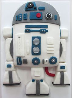 R2D2 Cake!