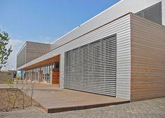 Kantoor en werkplaats Kooi Makkum, architecten Achterbosch Zantman