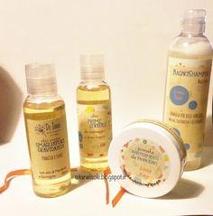 Il Giardino dei Gelsomini: New Products: la Natural Baby Bag Mamma e Bambino by DeJana Lab Cosmetici EcoBio ed Artigianali