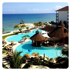 Secrets Wild Orchid Montego Bay in Montego Bay, approx. 15min. from the airport, lazes over a mile of private beach offering romance, fun & excitement with Unlimited-Luxury® in abundance.